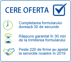 pret costuri tarife implementare