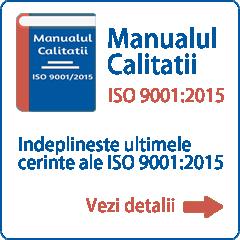 Manualul Calitatii ISO 9001:2015