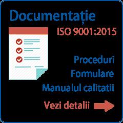 Documentatie ISO 9001 2015