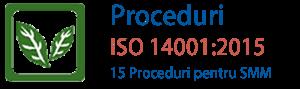 Proceduri de mediu ISO 14001:2015