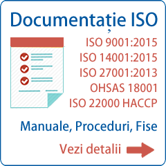 Documentatie ISO