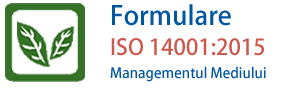 formulare iso 14001