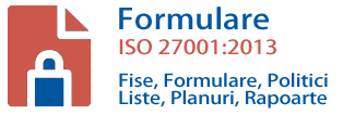 formulare iso 27001