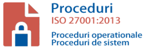 proceduri iso 27001