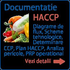 Model Documentatie HACCP