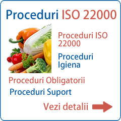 Proceduri haccp