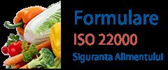 Formulare HACCP ISO 22000