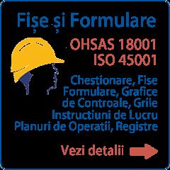 Formulare ISO 45001