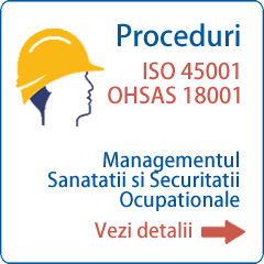 Proceduri ISO 45001