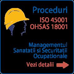 Proceduri ISO 45001