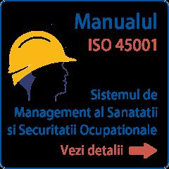 Manualul ISO 45001